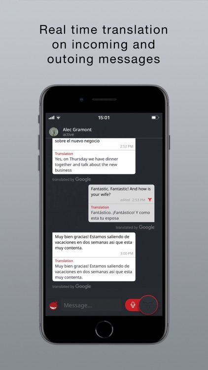NYNJA Communications SuperApp