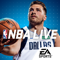 App Icon for NBA LIVE Mobile Baloncesto App in Mexico IOS App Store