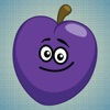 Sticker Me: Plum Emotions