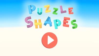 Puzzle Shapes - 幼児教育パズルのおすすめ画像1