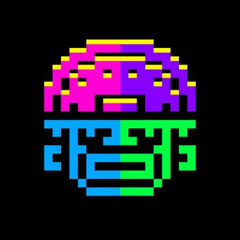 Tomb of the Mask: Color Logo