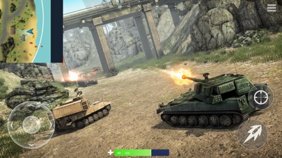 War of Tanks: PvP Blitz screenshot 3