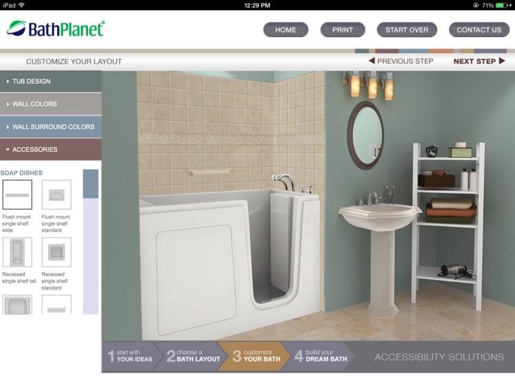 Design Studio by Bath Planet screenshot-3