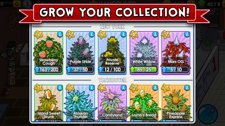 Weed Inc: Idle Tycoon screenshot-3