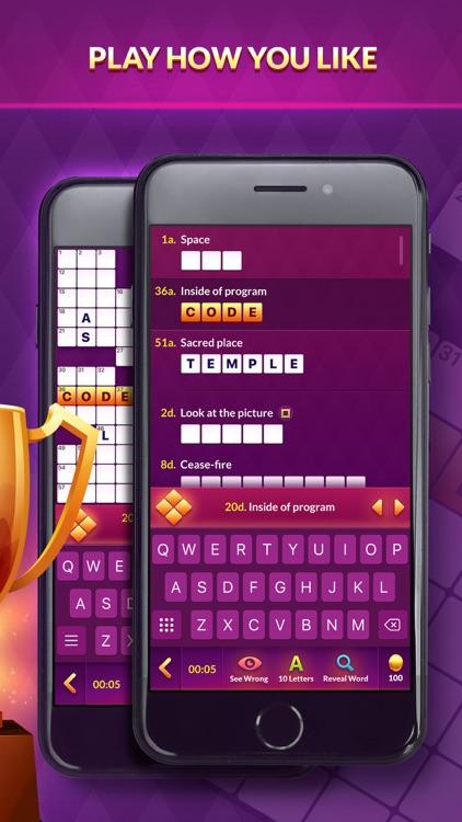 Crossword Champ screenshot-3