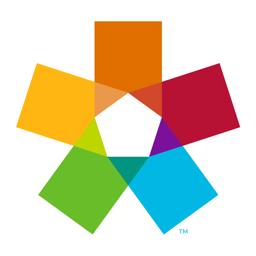 Ícone do app ColorSnap® Visualizer for iPad