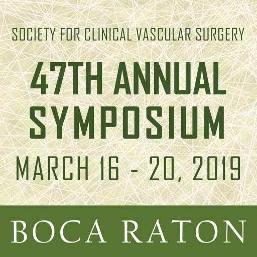 2019 SCVS Annual Symposium