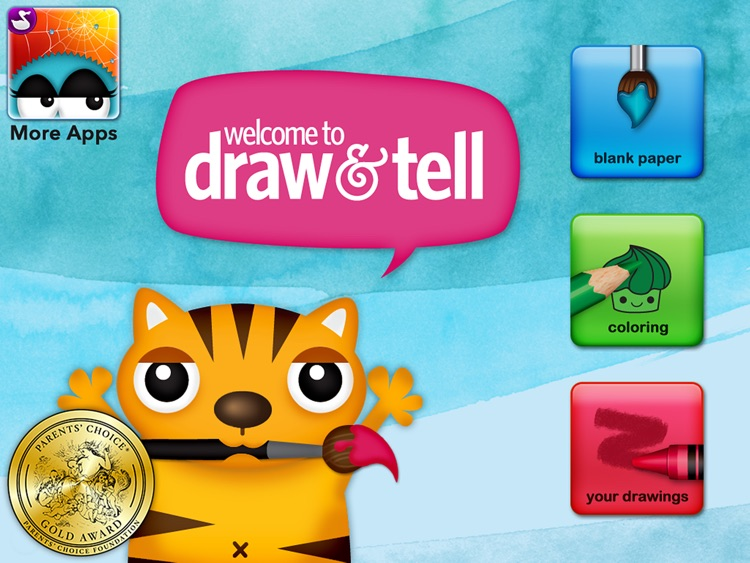 Draw and Tell HD screenshot-4