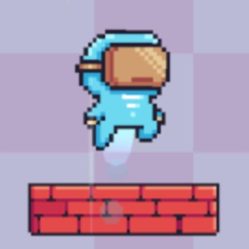Pixel Jump Master