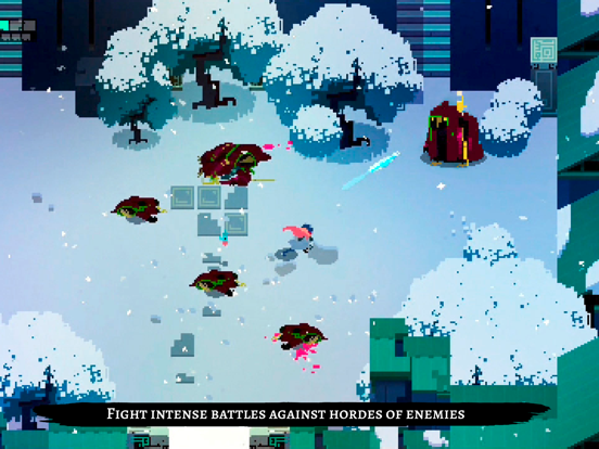 Hyper Light Drifter screenshot 12