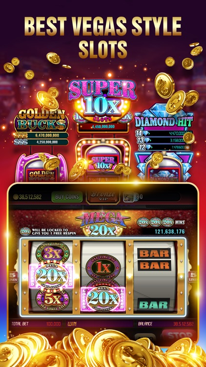 Vegas Live Slots Casino screenshot-0