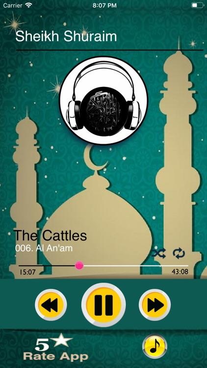 Shuraim Full Quran MP3 Offline by Abdulkarim Nasir