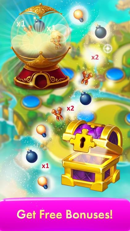 Mahjong Treasures Online screenshot-3