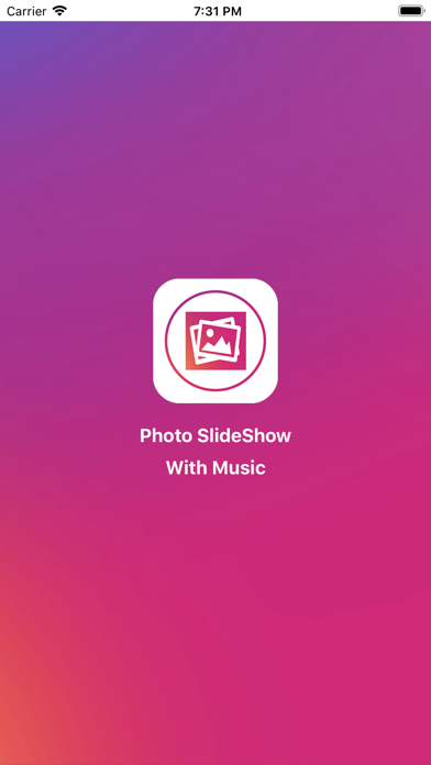 PhotoSlide - Photo to Video