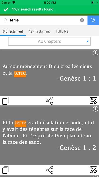 La Bible Darby Français screenshot-5
