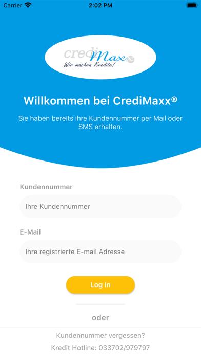 CrediMaxx® screenshot #1