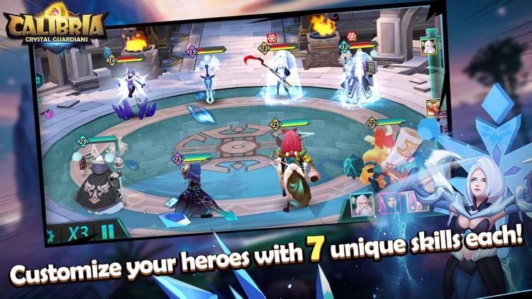 Calibria: Crystal Guardians screenshot-3