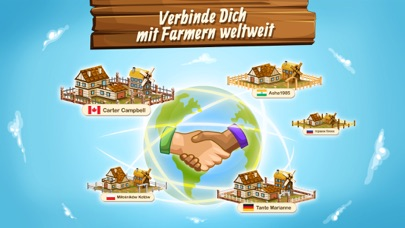 Herunterladen Big Farm: Mobile Harvest für Android