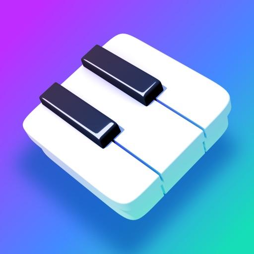 Simply Piano by JoyTunes app logo
