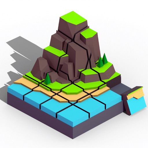 Fifteen: 3D & AR 15 puzzle app for iphone