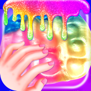 Glitter DIY Slime Maker Games
