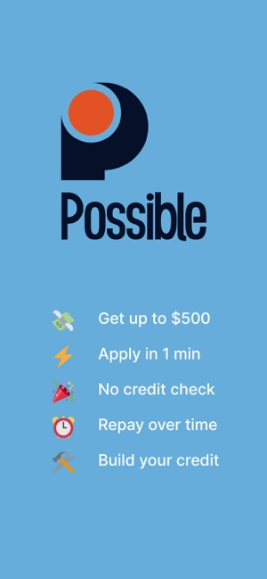 Possible Finance - Fast Loans on the App Store