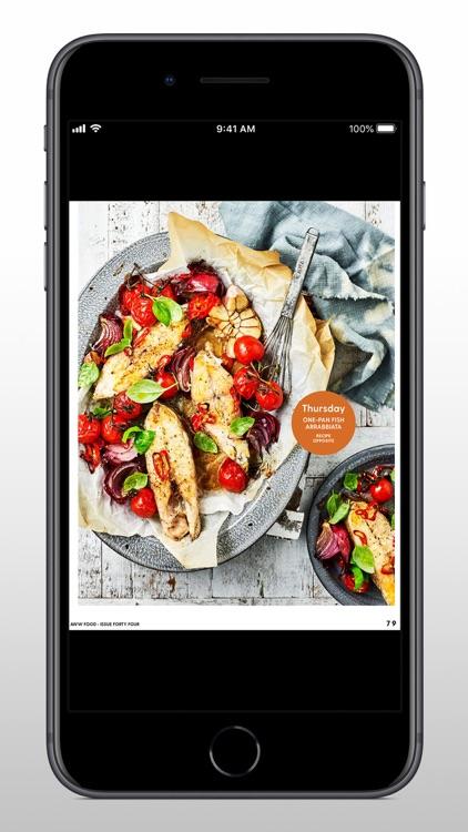 AWW Food Magazine screenshot-4