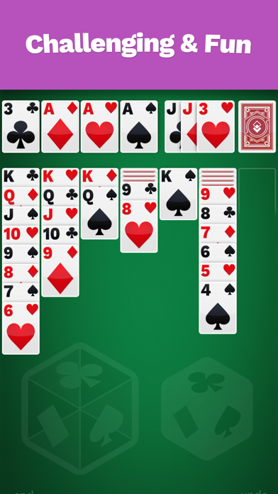 One Solitaire Cube screenshot 2