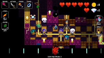 NecroDancer: AMPLIFIED app image