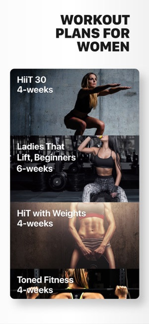 Gym Plan: Workouts & Fitness on the App Store
