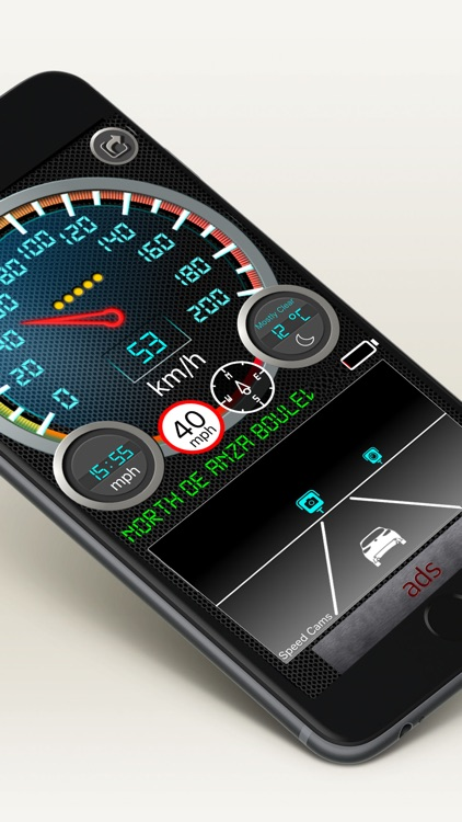 Speedmeter > screenshot-4