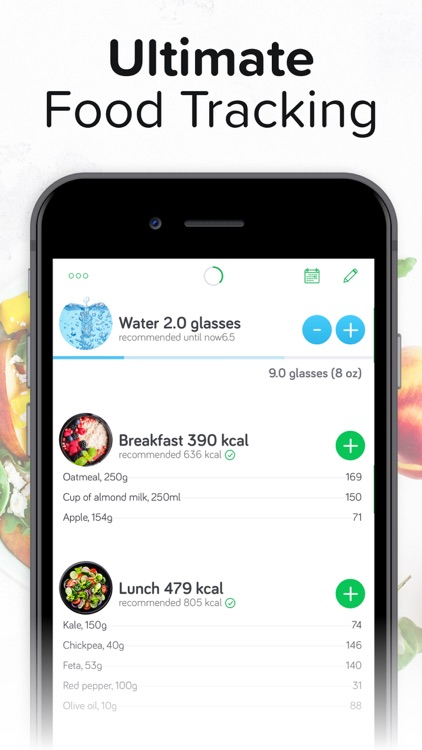 Calorie & Food Counter | Arise screenshot-8