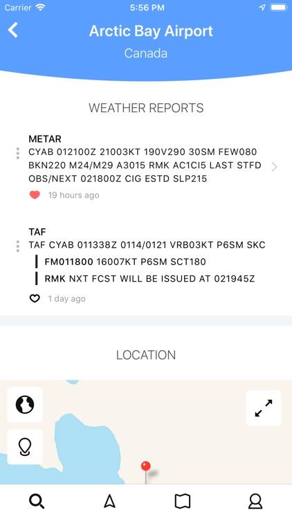 METAR Reader screenshot-3