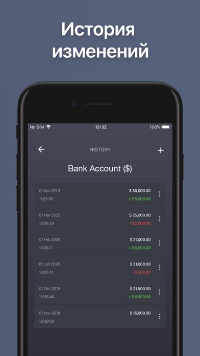 Финансовый учет: BalanceViewerСкриншоты 6