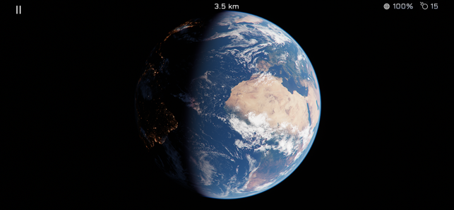 ‎Earth Impact Screenshot