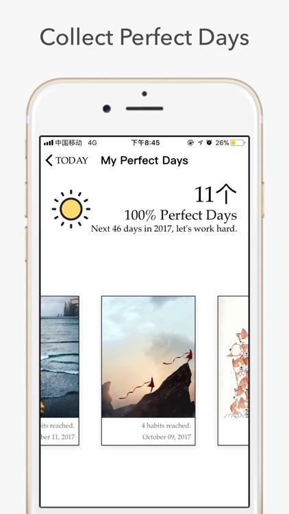 ShineDay - Habits Tracker screenshot-3