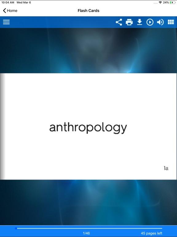 DSST Anthropology Buddy screenshot 14