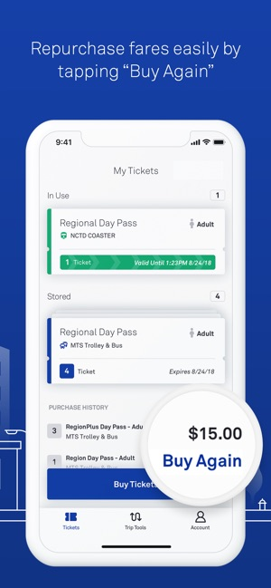 Compass Cloud - SDMTS & NCTD on the App Store