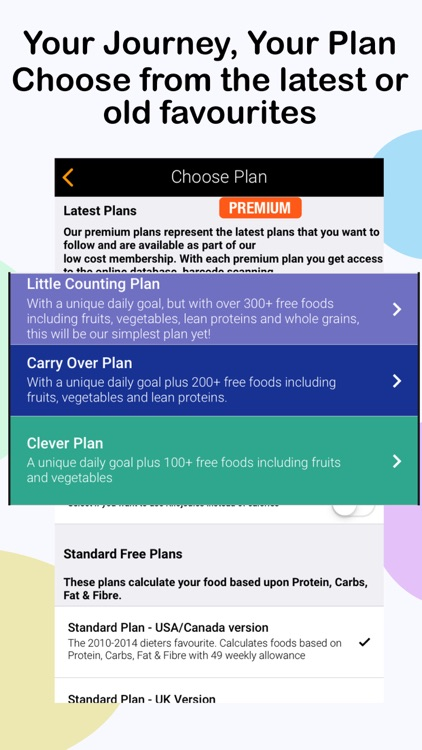 Value Diary - Weight Loss Diet