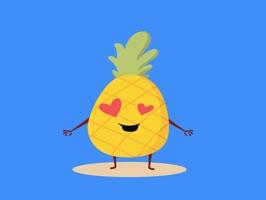 fruite face emoji lovely