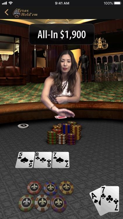 Texas Hold'em screenshot-3