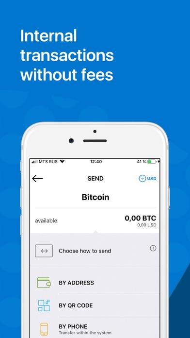 Totalcoin: Bitcoin wallet app-5