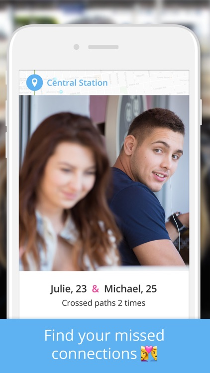 Spotted - meet, chat, date