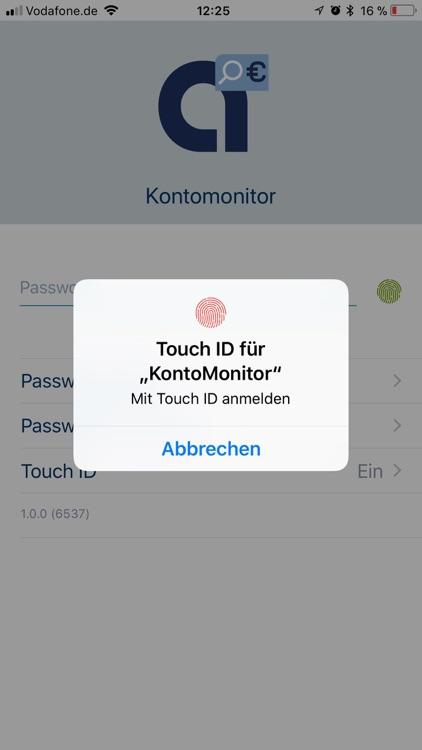 Kontomonitor screenshot-3