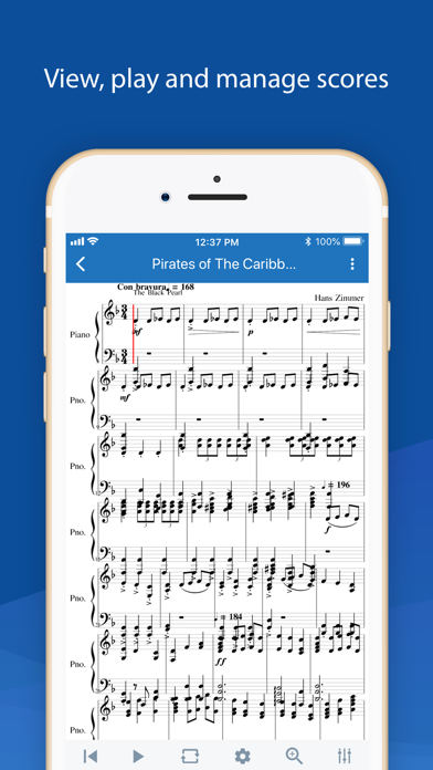 MuseScore: sheet music - Revenue & Download estimates