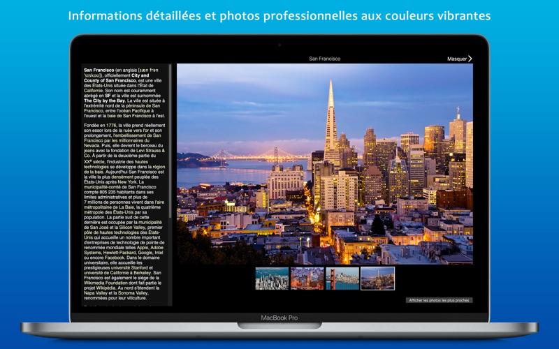 Screenshot #3 pour Terre 3D - Atlas du Monde