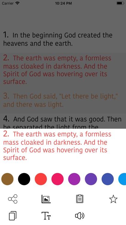 Afrikaans Bible screenshot-7