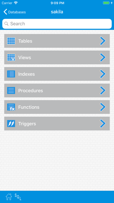 MySqlProg2 - MySql Client ScreenShot2
