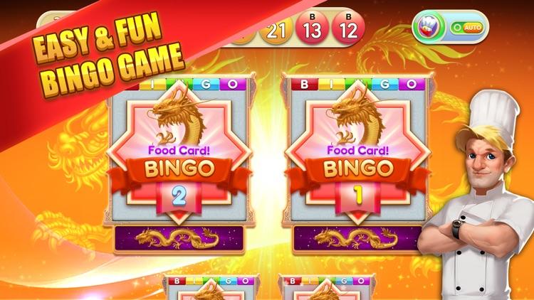 Bingo Cooking - Bingo Games screenshot-3