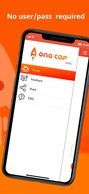 One Tap VPN - Fast & Secure on the App Store